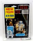 Star Wars Vintage Palitoy Tri-Logo R2-D2 Pop Up Lightsaber AFA 80 F90